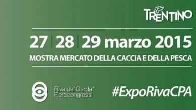 Photo of ExpoRiva Caccia Pesca Ambiente 2015 – 27/29 Marzo