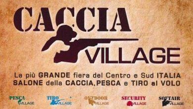 Photo of Tutto pronto per Caccia Village 2015 – Dal 15 al 17 Maggio