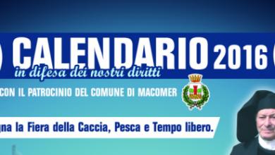 Photo of Calendario 2016 CPA Sardegna