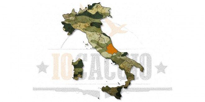 Caccia Abruzzo calendario venatorio per la Regione Abruzzo