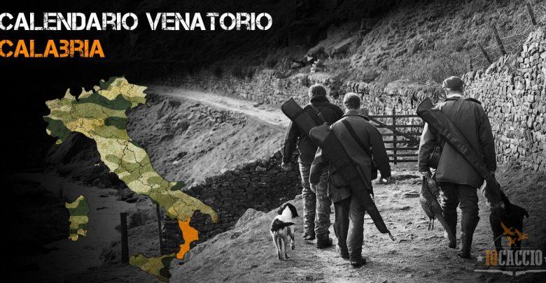 Regione Calabria Caccia E Pesca Calendario Venatorio.Calendario Venatorio Calabria 2019 2020 Iocaccio It