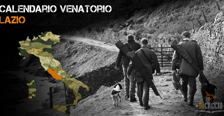 Calendario Pesca 2020.Calendario Venatorio Lazio 2019 2020 Iocaccio It