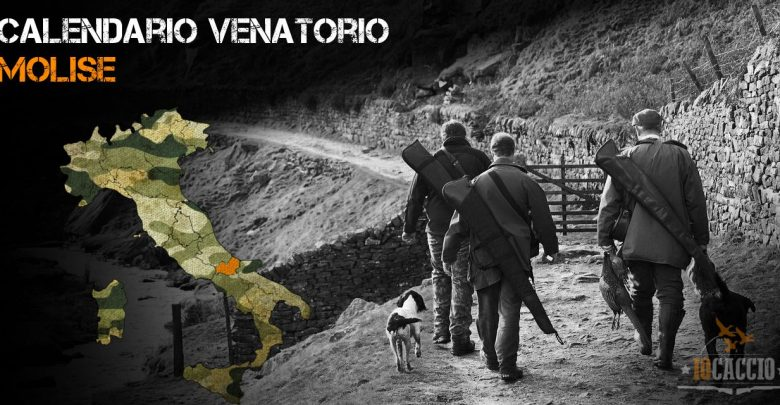 Calendario Venatorio 2020 20.Calendario Venatorio Molise 2019 2020 Iocaccio It