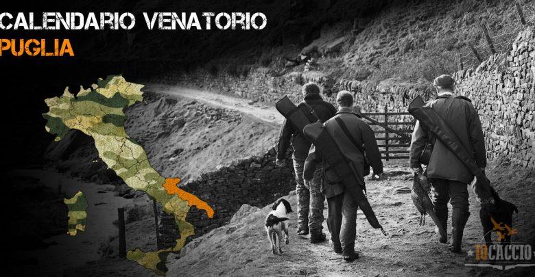 Calendario Venatorio Puglia Ultime Notizie.Calendario Venatorio Puglia 2019 2020 Iocaccio It