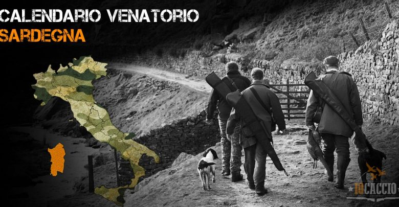 Calendario venatorio Sardegna
