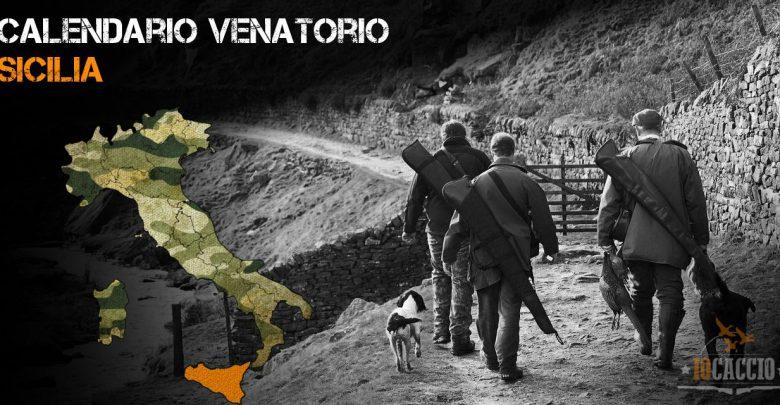 Calendario Venatorio Sicilia.Calendario Venatorio Sicilia 2019 2020 Iocaccio It