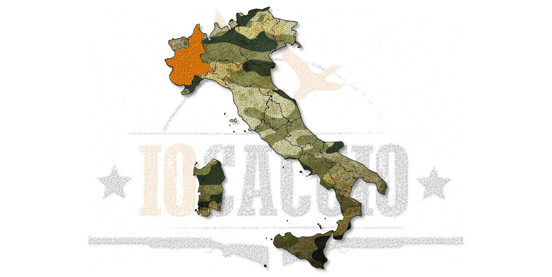 Cartina Atc Sicilia.Caccia In Piemonte Www Iocaccio It