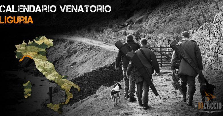 Omar Codazzi Calendario.Calendario Venatorio Liguria Calendario 2020