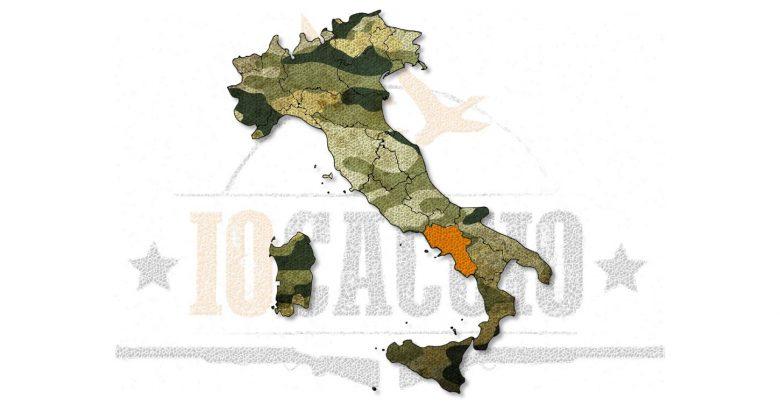 Caccia in Campania Calendario Venatorio Campania 2016