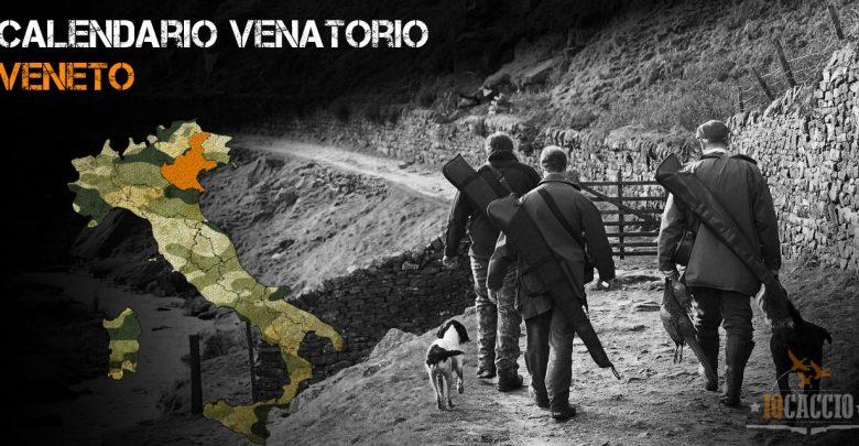 Calendario Veneto.Calendario Venatorio Veneto 2019 2020 Iocaccio It