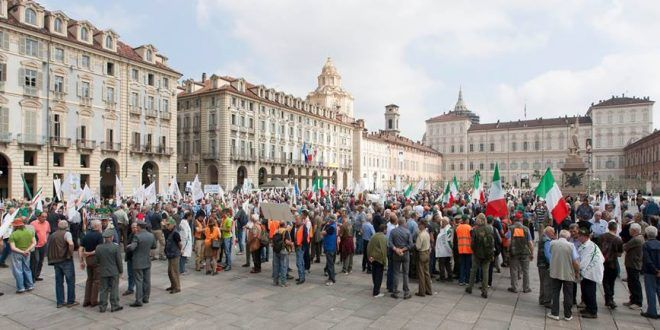 L'8 giugno tutti i Cacciatori a manifestare a Torino: La Caccia s'è desta!