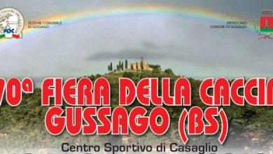 Photo of 70ª Fiera della caccia di Gussago, appuntamento per il 10 e 11 settembre
