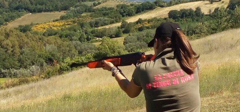 LA caccia si tinge di rosa