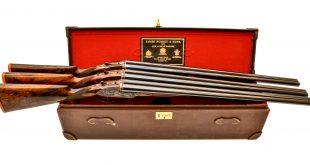 A Vienna il 12 aprile, l'Asta internazionale per armi da caccia, da competizione e da collezione