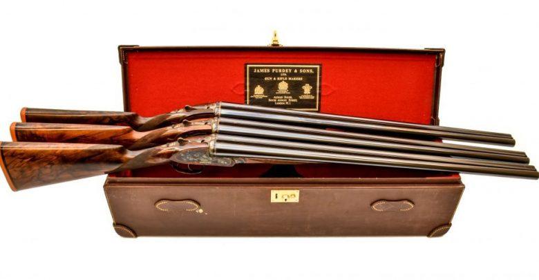 Asta internazionale per armi da caccia