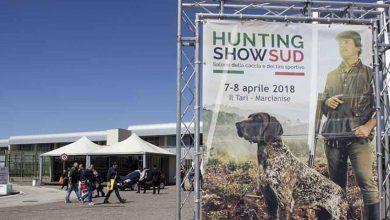 Hunting Show Sud prima edizione