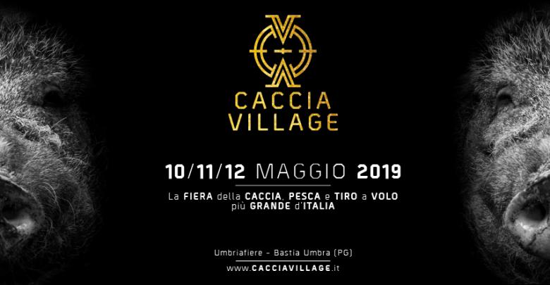 Caccia village 2019