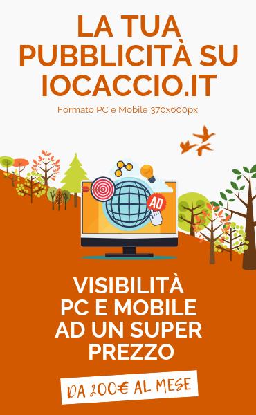 Pubblicità IoCaccio.it