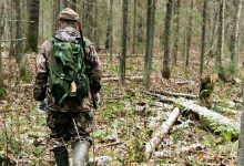 zaino da caccia