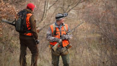 """Photo of """"Preferisco andare a caccia piuttosto che fare il cacci-attore"""""""