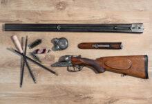 Pulizia annuale fucile caccia