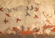 caccia etruschi