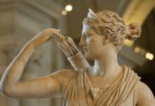 Diana la dea della caccia